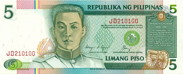 NDS_obverse_5_Philippine_peso_bill